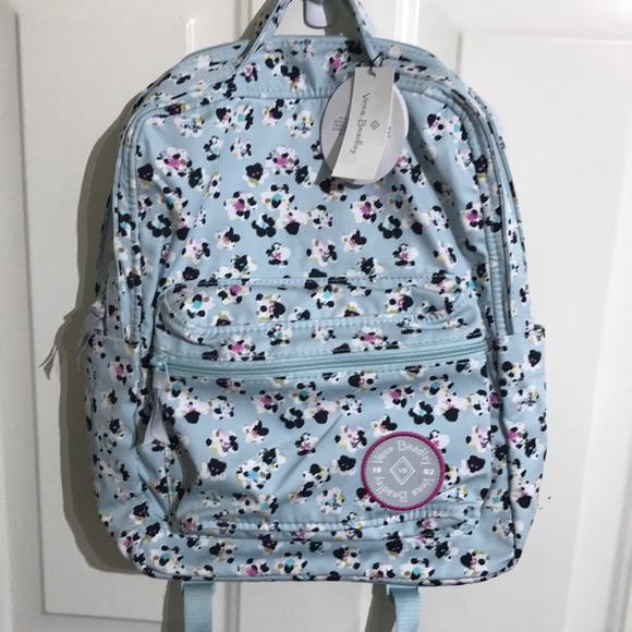 """NWT Vera Bradley """"The 1982"""" Backpack"""